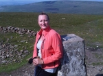 11/6/11 On top of Whernside for the first time
