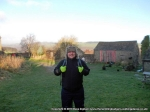 29/12/13 Passing through Wind Hill Farm on the way to Whitwell Moor