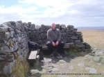 15/5/10 At the top of Great Shunner Fell