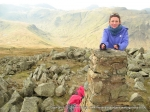 20/4/2012 The highest of the Central Fells complete