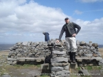 15/5/10 The top of Great Shunner Fell