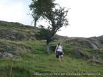 20/8/11 Descending near Studrigg Scar