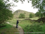 14/5/11 About to climb Nab Scar and begin our Wainwright tick list