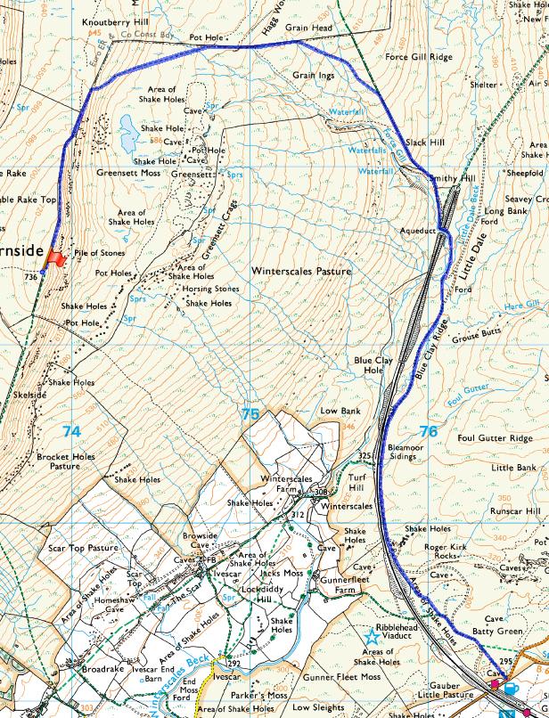 unknown ramble map