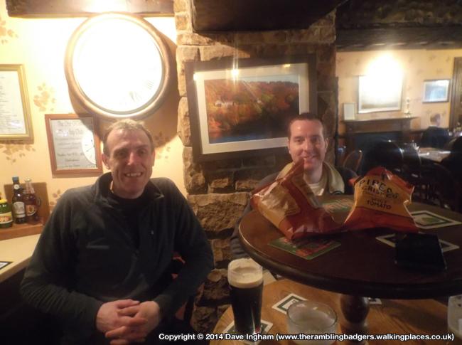 Ladybower Inn 1