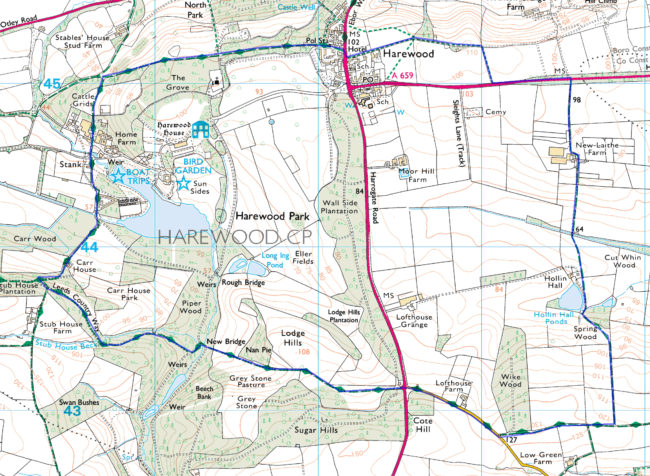 harewoodmap