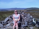 1/9/10 Sat at the top of Fountains Fell