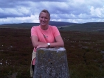 30/6/11 At New Pasture Edge trig point