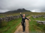21/8/13 On the way up Pen y Ghent for the first time