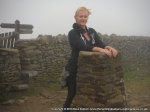 21/8/13 Pen y Ghent summit for the first time