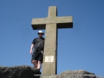 9/4/11 Stood by the cross that stands above Rylstone