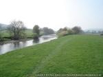 The River Ure near Worton