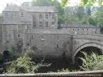 The mill at Aysgarth Falls
