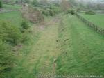 The old railway line near Castle Bolton