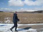 30/3/13 A freezing cold day at Malham Tarn
