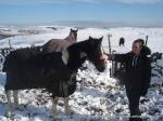 28/1/12 The horse whisperer!