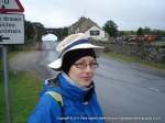 18/9/10 Ready to tackle Whernside... with two hats