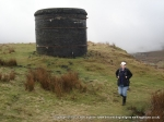 12/2/11 Passing an air shaft on Blea Moor
