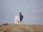 26/3/11 At Horse Head trig point