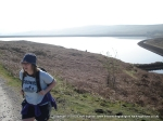9/4/11 Lower Barden Reservoir in the background on the way to Thorpe Fell