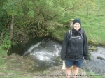 24/9/11 At the top of Catrigg Force