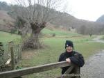 8/4/12 Wu Tang on gate duty near Castle Crag