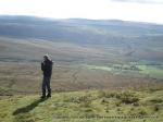 18/9/10 Looking out from the top of Whernside