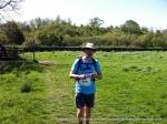 26/5/12 Enjoying the sun during the 63 mile Trailtrekker challenge