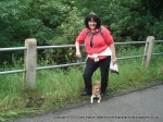 14/7/12 Taking a breather on the climb up to Monsal Head