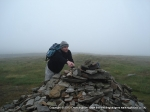 10/7/10 Adding to the Fountains Fell cairn