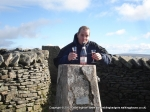 18/9/10 Celebrating the completion of Whernside and the 40 tops challenge