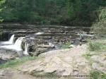 23/4/11 Admiring Aysgarth Upper Falls