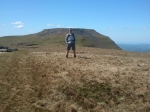 25/5/13 On Simon Fell in glorious conditions